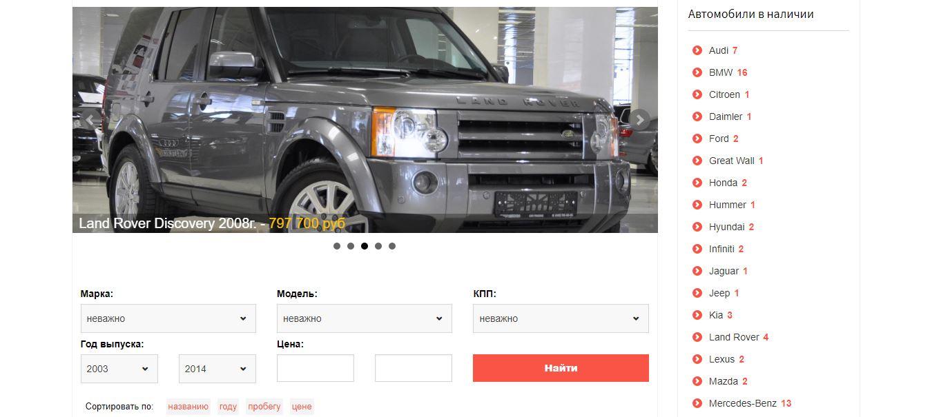 Отзывы об автосалоне CAR TRADING в Москве