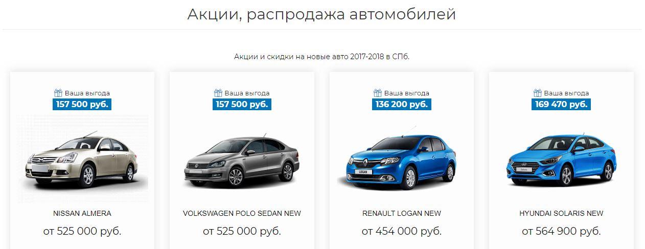 Отзывы об автосалоне Атлант Моторс в Санкт-Петербурге